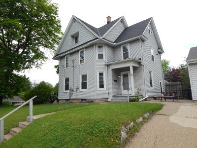Menomonee Falls Two Family Home For Sale: W164n8996 Water St
