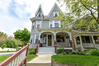 Milwaukee Single Family Home For Sale: 2866 N Stowell Ave