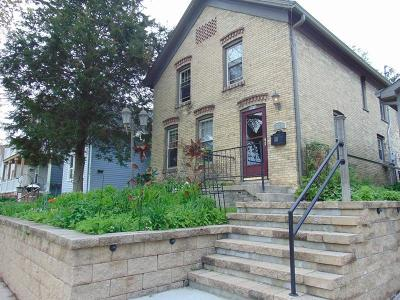Sheboygan Single Family Home Active Contingent With Offer: 1610 Huron Ave