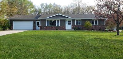 Oconomowoc Single Family Home For Sale: W1204 Stein Way