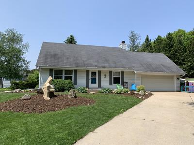 Hartland Single Family Home For Sale: 703 Mansfield Ct