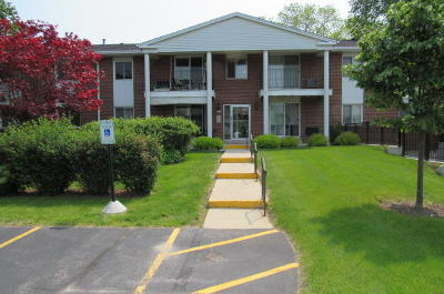 Greenfield Condo/Townhouse Active Contingent With Offer: 6167 W Howard Ave #12