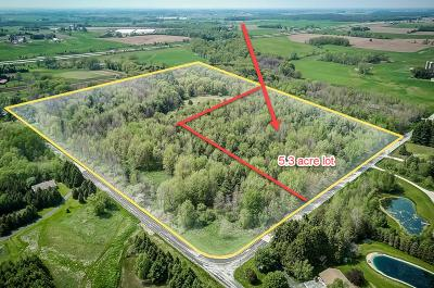 Oostburg Residential Lots & Land For Sale: Lt0 Town Line Rd #Middle R