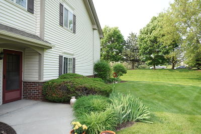 Condo/Townhouse Active Contingent With Offer: 664 Pewaukee Rd #D