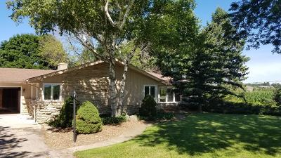 Hartland Single Family Home Active Contingent With Offer: W275n8251 Lake Five Rd