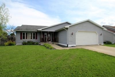 Fort Atkinson Single Family Home For Sale: 1535 Radhika St