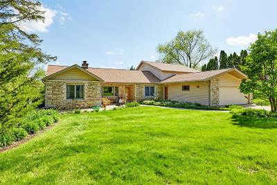 Brookfield Single Family Home Active Contingent With Offer: 17365 Patricia Ln