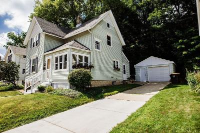 Wauwatosa Single Family Home For Sale: 7434 Blanchard St