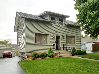 South Milwaukee Single Family Home Active Contingent With Offer: 1719 Rawson Ave