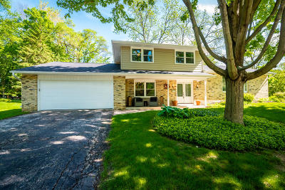 Cedarburg Single Family Home Active Contingent With Offer: N73w5858 Appletree Ln