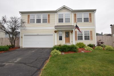 Elkhorn Single Family Home For Sale: 205 W Hidden Trl