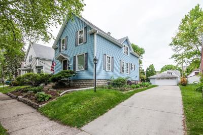 Wauwatosa Single Family Home Active Contingent With Offer: 8338 Portland Ave