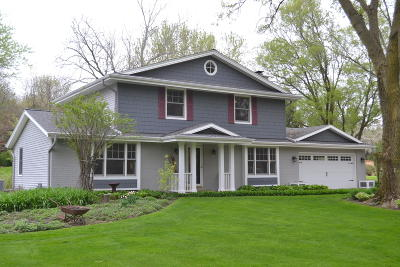 Waukesha Single Family Home Active Contingent With Offer: S29w29484 Ancestral Dr