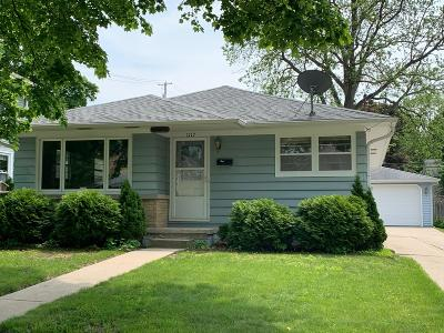 Waukesha Single Family Home For Sale: 1117 Ellis St