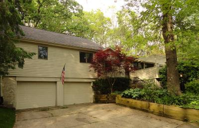 East Troy Single Family Home For Sale: N9168 Ravine Dr