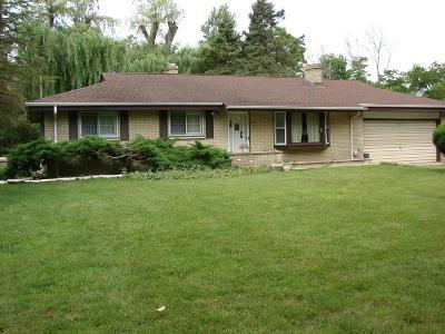 Kenosha Single Family Home For Sale: 6800 88th Ave