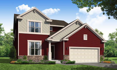 Hartland Single Family Home For Sale: N69w27651 Leslie Ln