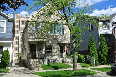 Milwaukee WI Two Family Home Active Contingent With Offer: $315,000