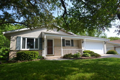 West Bend Single Family Home Active Contingent With Offer: 2030 Park Ave