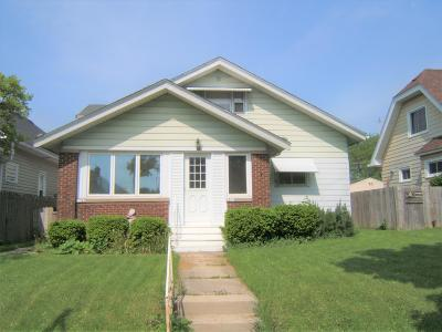 West Allis Two Family Home Active Contingent With Offer: 1561 S 58th St
