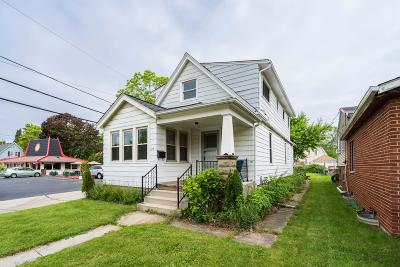 South Milwaukee Two Family Home For Sale: 808 Sycamore Ave