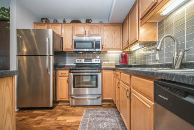 Pewaukee Condo/Townhouse Active Contingent With Offer: N16w26589 Tall Reeds Ln #G
