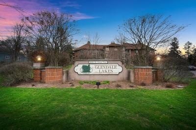 Glendale Condo/Townhouse Active Contingent With Offer: 1600 W Green Tree Rd #209