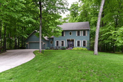 Germantown Single Family Home Active Contingent With Offer: N115w19680 Woodland Dr