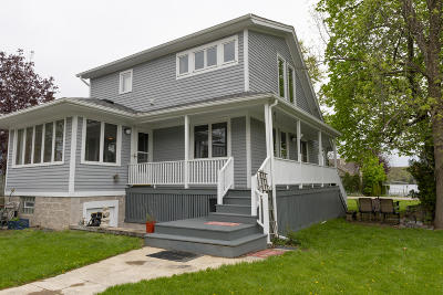 Delafield Single Family Home For Sale: 1616 Milwaukee St