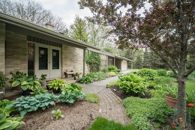 Ozaukee County Single Family Home For Sale: 1460 County Road C
