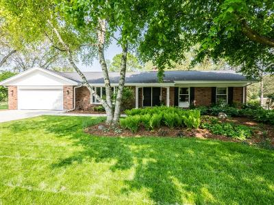 Brookfield Single Family Home Active Contingent With Offer: 3170 Sunny View Ln