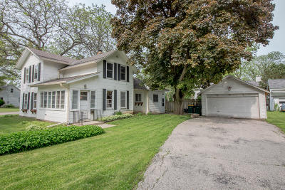 Elkhorn Single Family Home Active Contingent With Offer: 123 N Lincoln St
