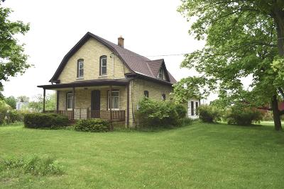 Racine Single Family Home For Sale: 6507 Middle Rd