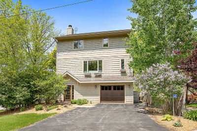 Plymouth Single Family Home For Sale: W6472 Birch Tree Rd