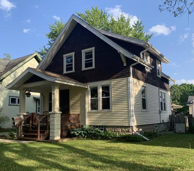 Waukesha Single Family Home Active Contingent With Offer: 213 Harrison Ave