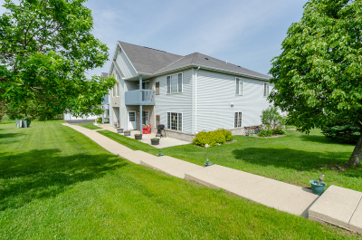 Watertown Condo/Townhouse Active Contingent With Offer: 900 Fox Creek Dr #1