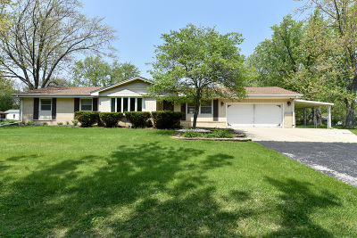 Wauwatosa Single Family Home Active Contingent With Offer: 10212 W Ruby Ave