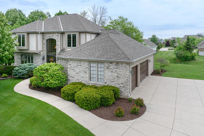 Germantown Single Family Home Active Contingent With Offer: W151n10914 Lyle Ln