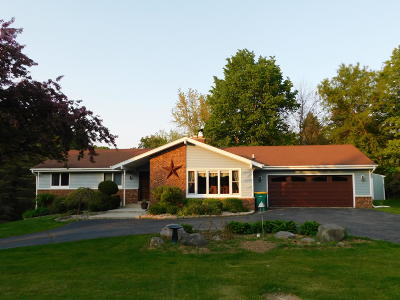 Grafton Single Family Home Active Contingent With Offer: 2444 Hannemann Rd