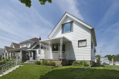 West Allis Single Family Home Active Contingent With Offer: 2211 S 71st St