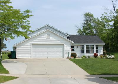 Slinger Single Family Home Active Contingent With Offer: 610 Lous Way