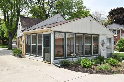 Single Family Home For Sale: 614 N 76th St