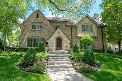Wauwatosa Single Family Home Active Contingent With Offer: 6248 Upper Parkway N