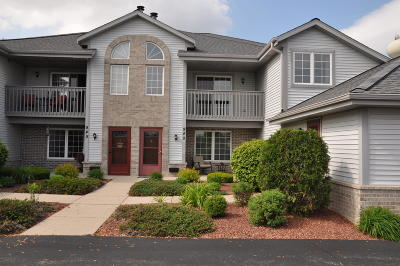Pewaukee Condo/Townhouse Active Contingent With Offer: 949 Quinlan Dr #G