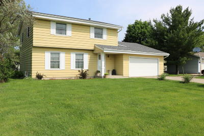 East Troy Single Family Home Active Contingent With Offer: 2008 Townline Rd