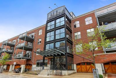 Milwaukee Condo/Townhouse Active Contingent With Offer: 130 S Water St #309