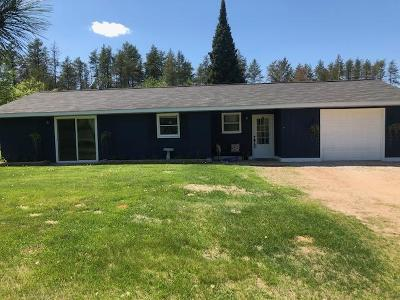 Pembine Single Family Home For Sale: N17709 Reed Rd
