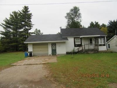 Crivitz Single Family Home Pending: 1006 Lu Lu Ave