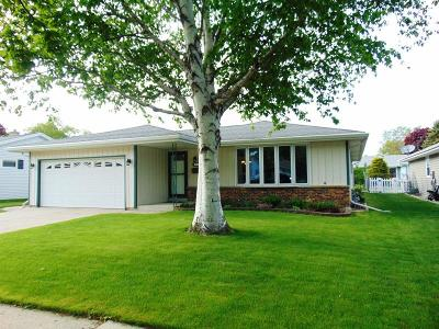 Sheboygan Single Family Home Active Contingent With Offer: 1510 Kaufmann Ave