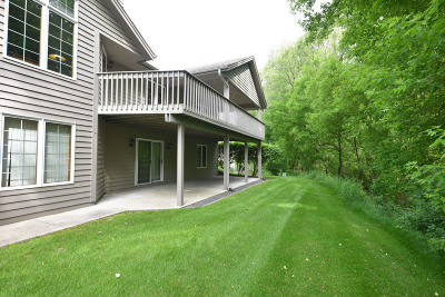 West Bend Condo/Townhouse Active Contingent With Offer: 105 Deer Ridge Dr